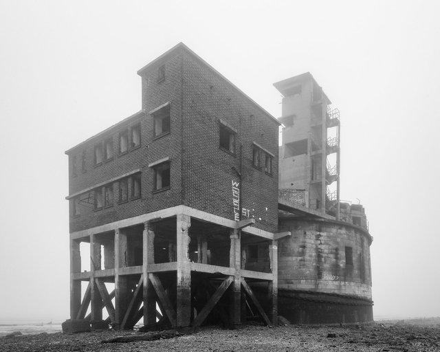 Grain Tower Battery V