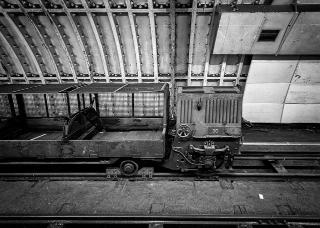 Mail Rail XIII