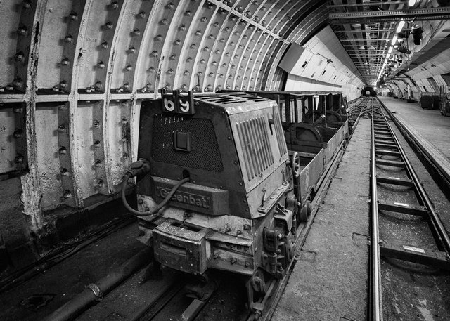 Mail Rail XII