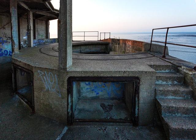Grain Tower Battery XXXVI