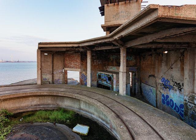 Grain Tower Battery XXIX