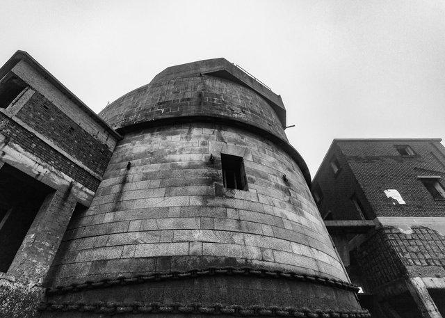 Grain Tower Battery XV