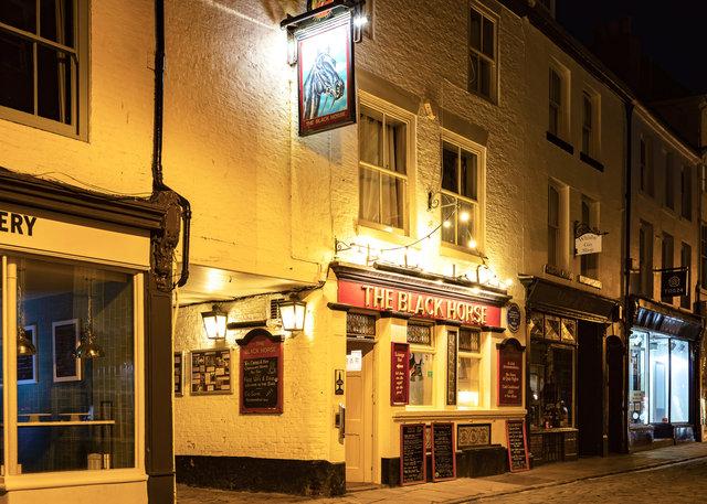 The Black Horse Pub