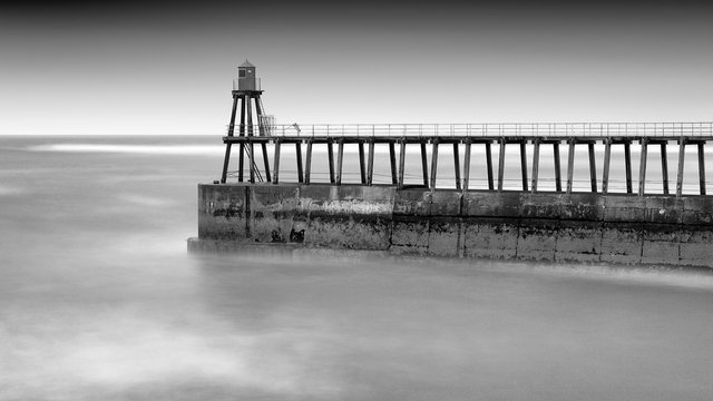 Whitby East Pier