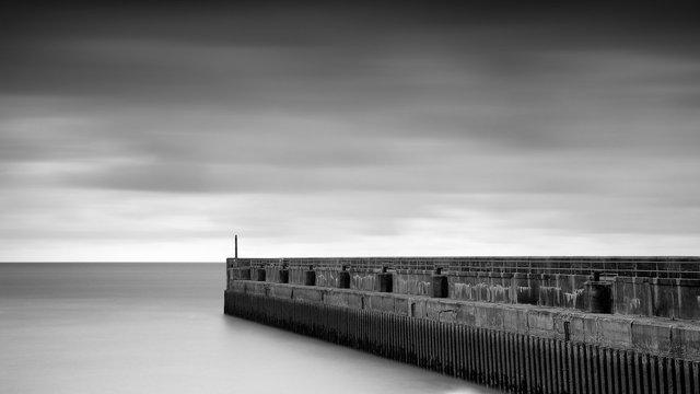 Shoreham Harbour West Breakwater