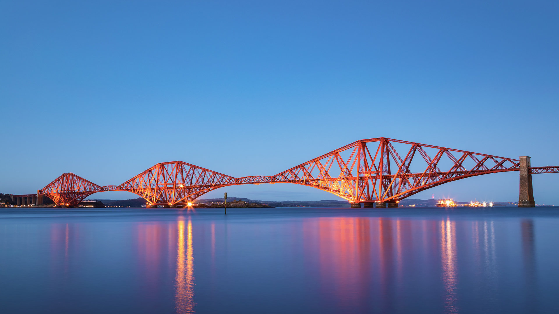 The Forth Bridge I