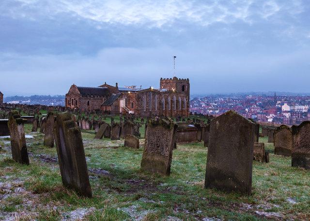 St Mary's Church and Churchyard