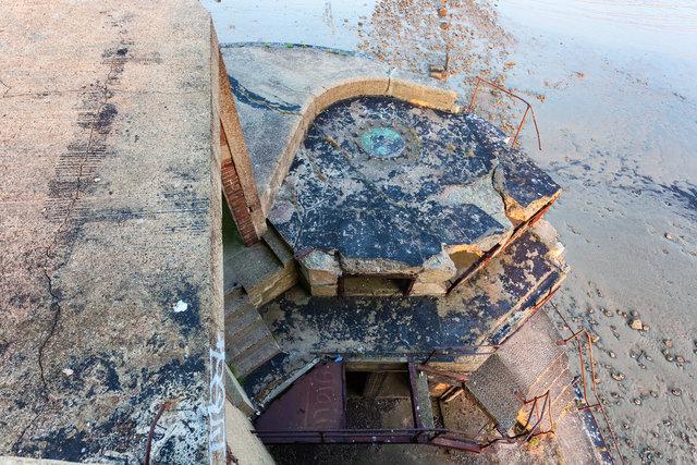 Grain Tower Battery XXV