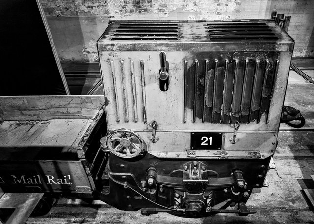 Mail Rail VIII