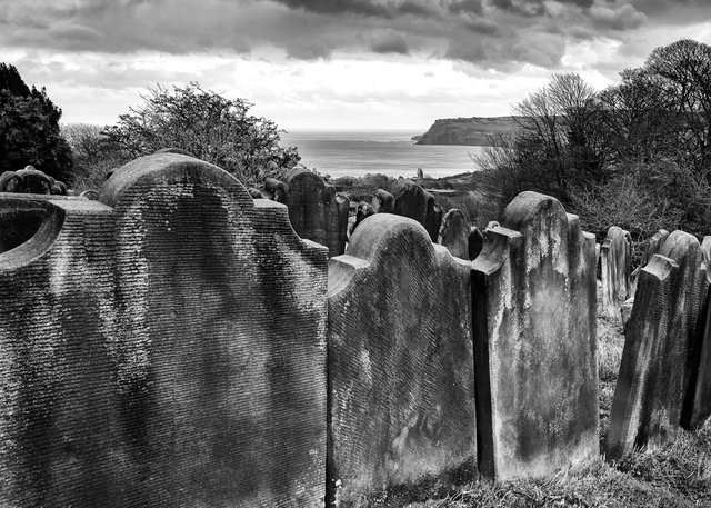 The Old St Stephen's Churchyard, Fylingdales
