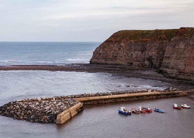 Staithes Breakwater