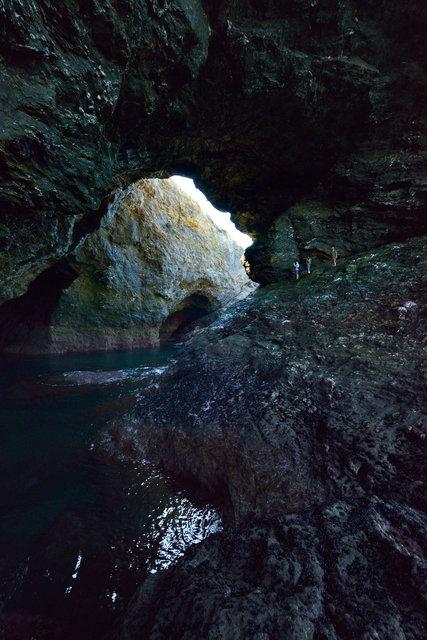 Grotte de l'Apothicairerie, Belle-Île-en-Mer, Morbihan