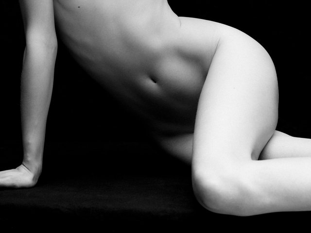 Nude Lines #11. New York, 2013.