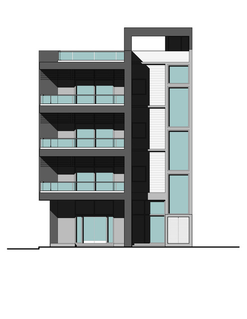 1 Elliot Street - Primary Elevation