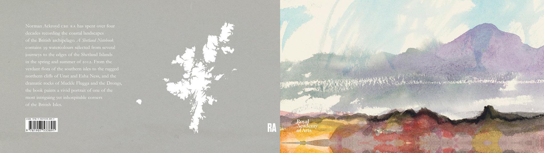 Norman Ackroyd - Shetland Notebook