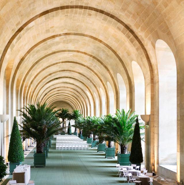 Orangerie du Château de Versailles // Client: Université de Versailles Saint-Quentin.