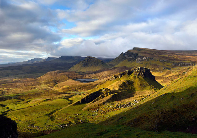 Les Quiraing-4, île de Skye
