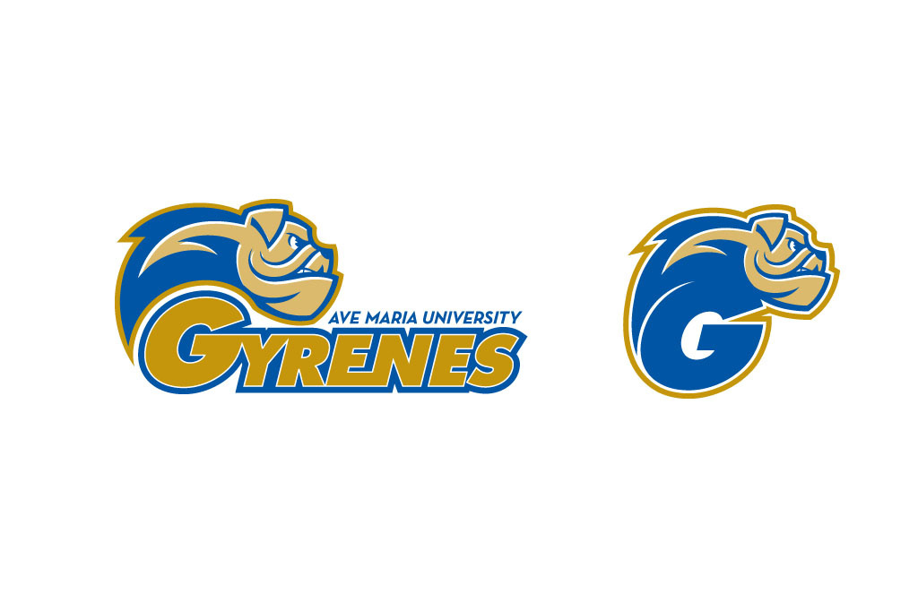 Logo for the Athletics Department