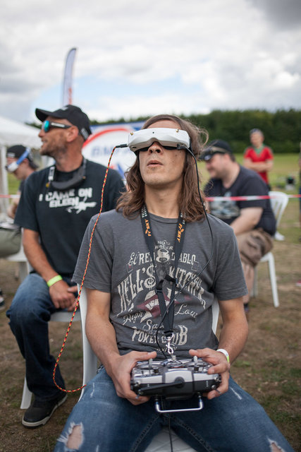 Drone Racing for The Economist's 1843 Magazine