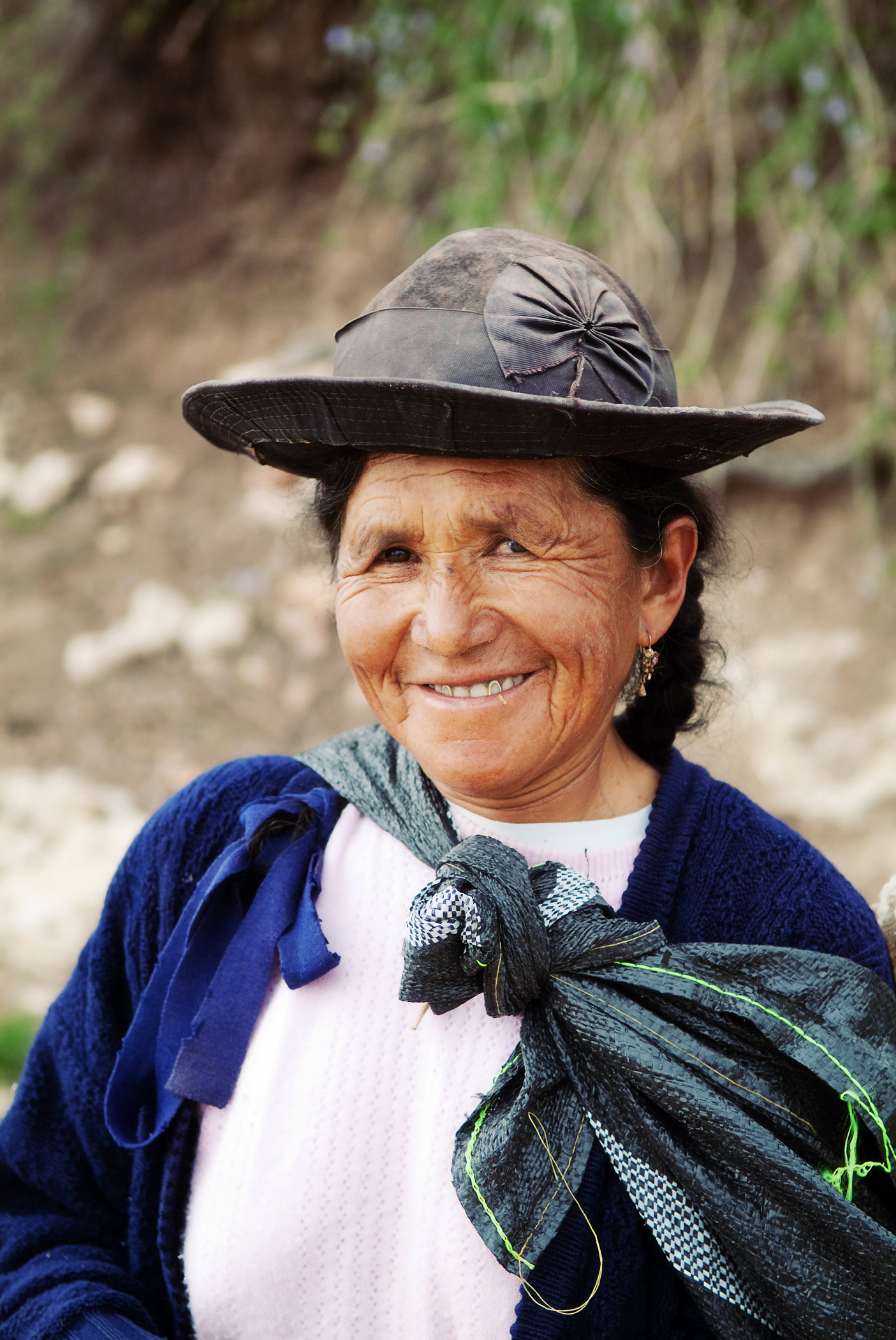 Peruvian Woman I
