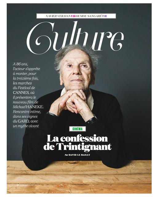 Jean-Louis Trintignant, pour L'Obs