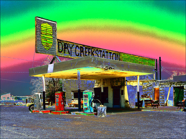 Dry Creek station 2