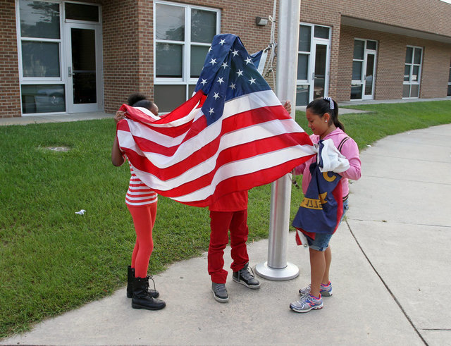 Flag Duty - Elementary School