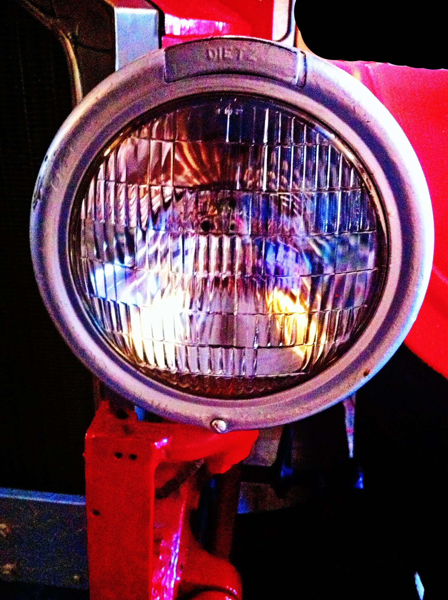 fire truck light