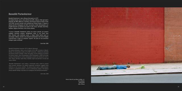 Catalog, Arte Laguna Art Prize, Venice 2008