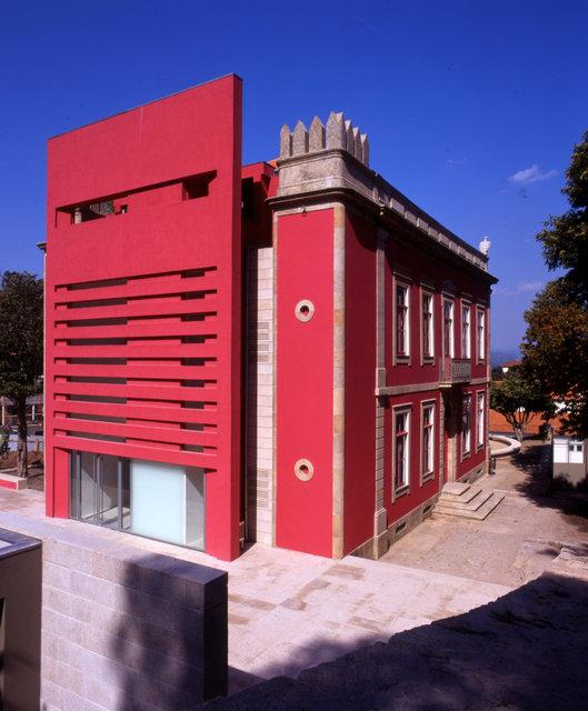 Culture House | Cinfães, Portugal |
