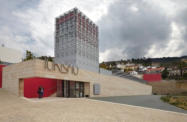Tourist office and landscaping of Quinta do Aido | Cinfães, Portugal |