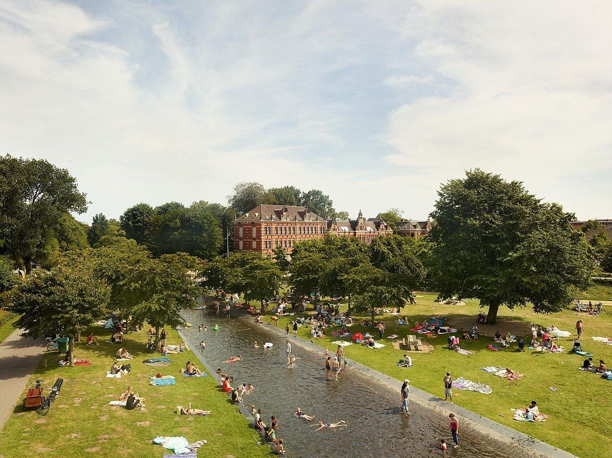 Westerpark from the series Park © Jeroen Hofman