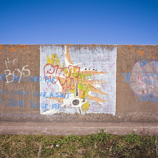 Homage to Roy Lichenstein, Tilbury