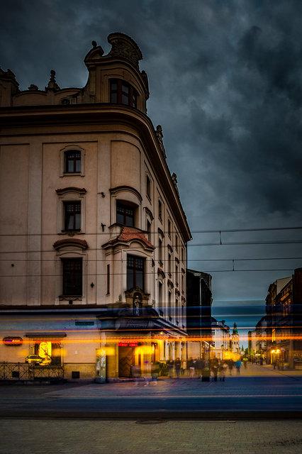 Florianńska Street
