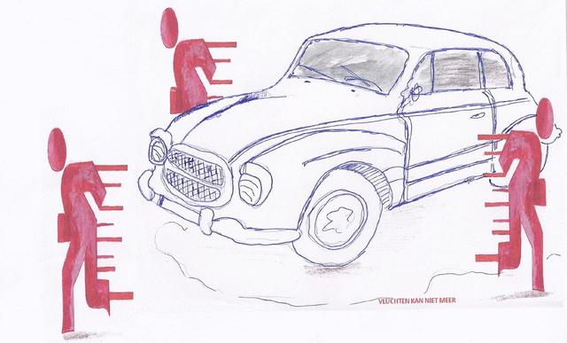 Doodle Hermans Magazine, 2012