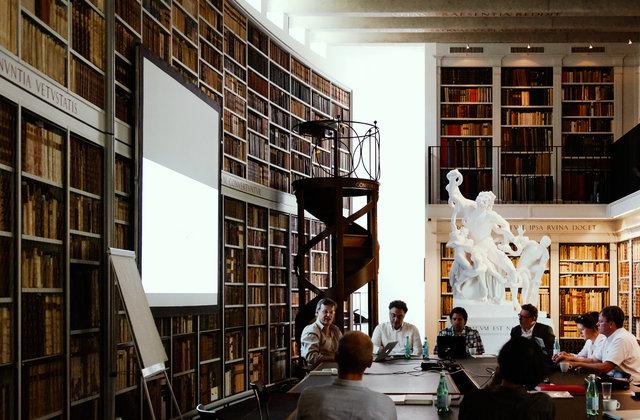 Bibliothek Werner Oechslin