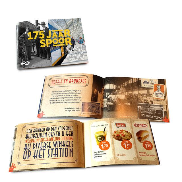NS 175 jaar spoor | publicaties