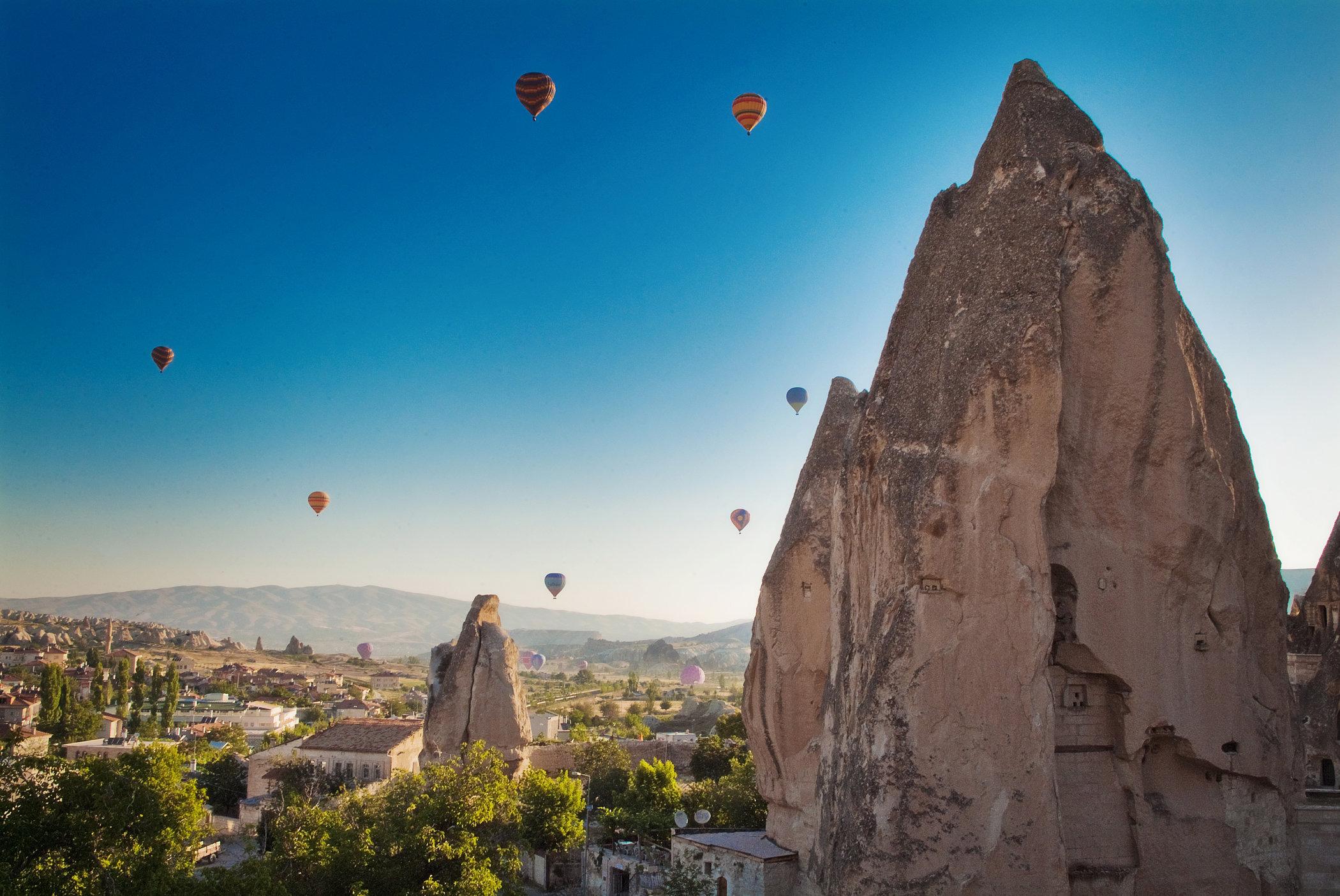 Ballooning Cappadocia