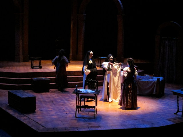 Sins of Sor Juana, UW/Milwaukee