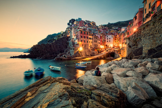 Sundown Showdown in Riomaggiore Hi Res.jpg