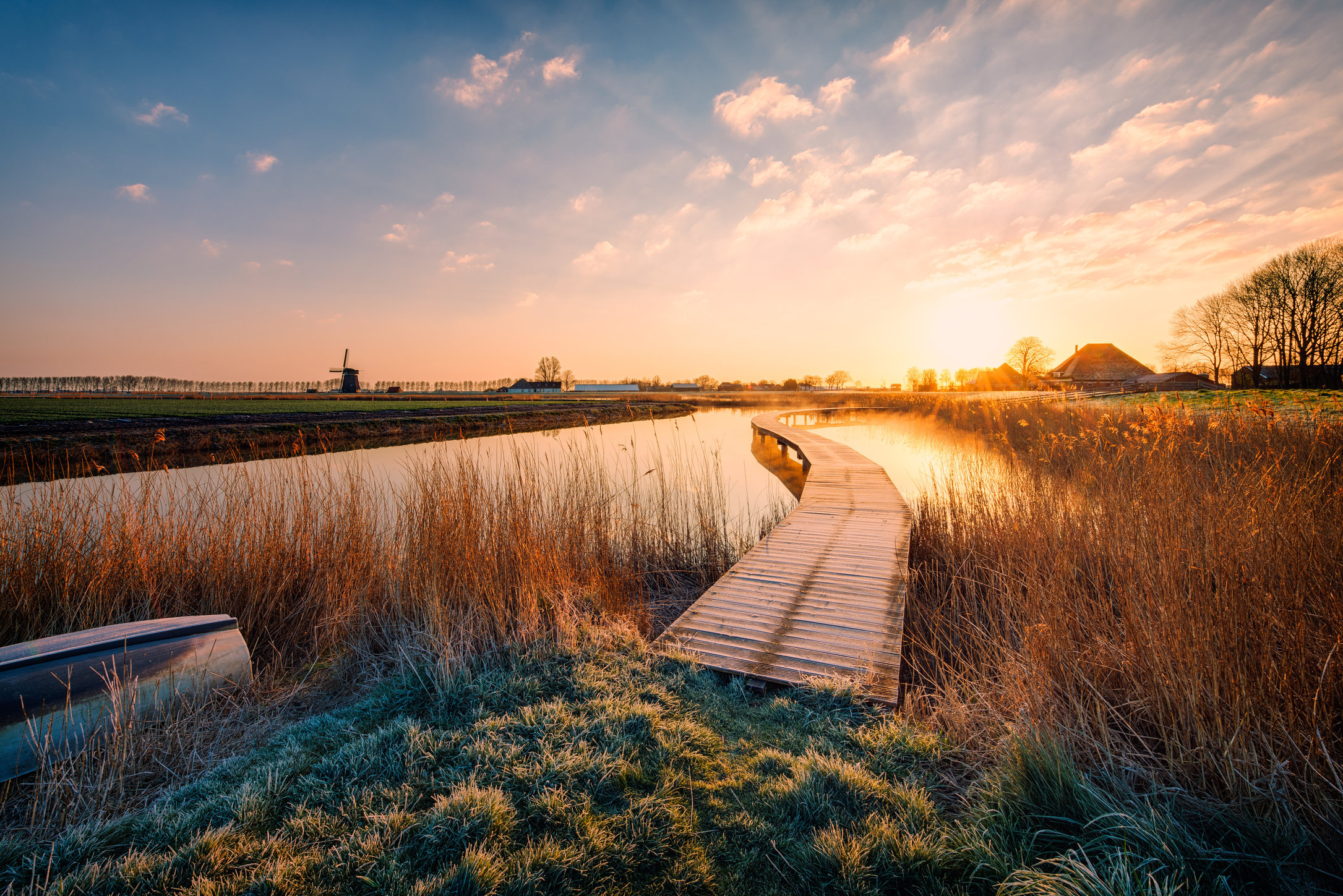 Dutch polder landscape at sunrise Hi Res.jpg