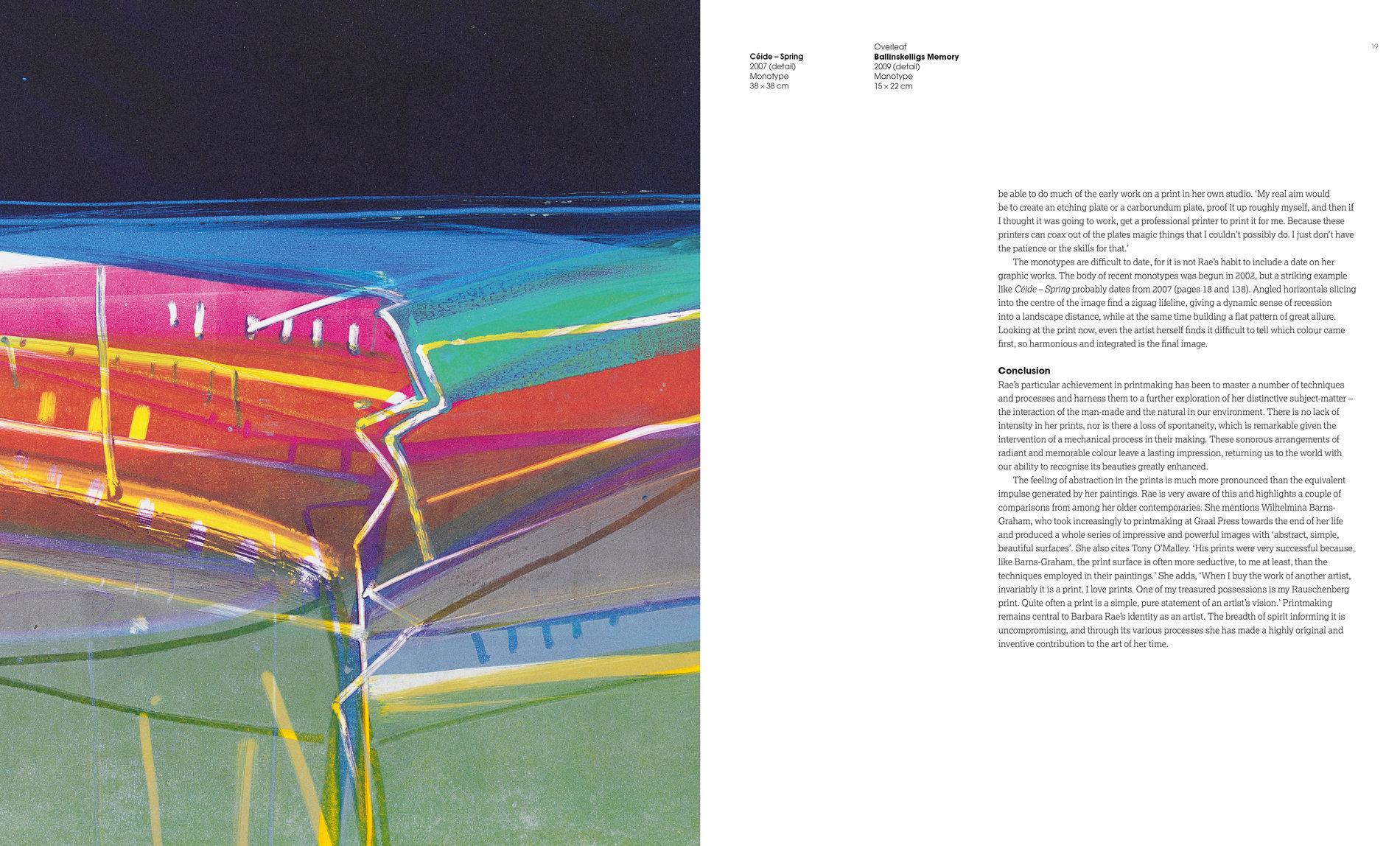 Barbara Rae- Prints