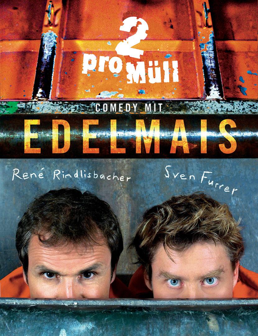 EDELMAIS - 2 PRO MÜLL