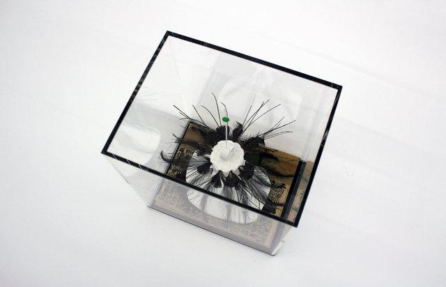 POEM BOX - 'So close' 16x21x25cm