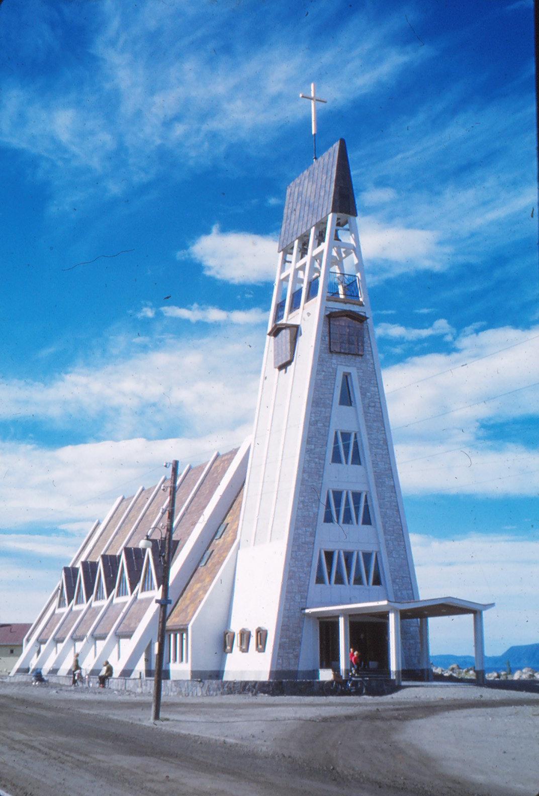 1121 (9) Kerk Hammerfest