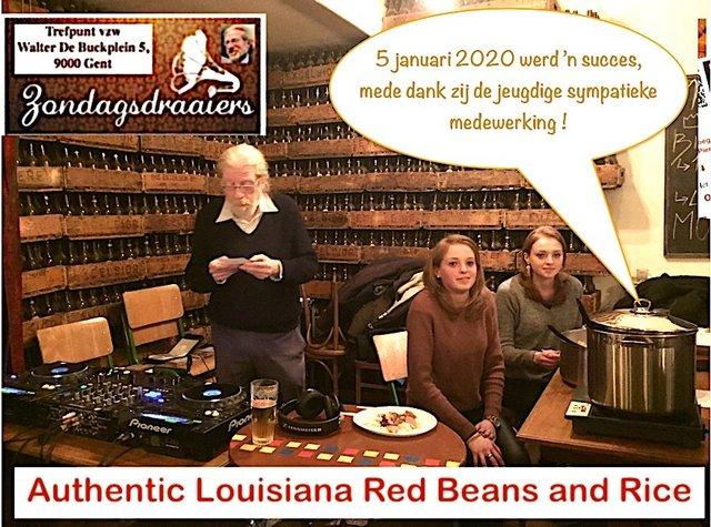 Zondagdraaiers 05-01-2020 Red Beans Succes.jpg