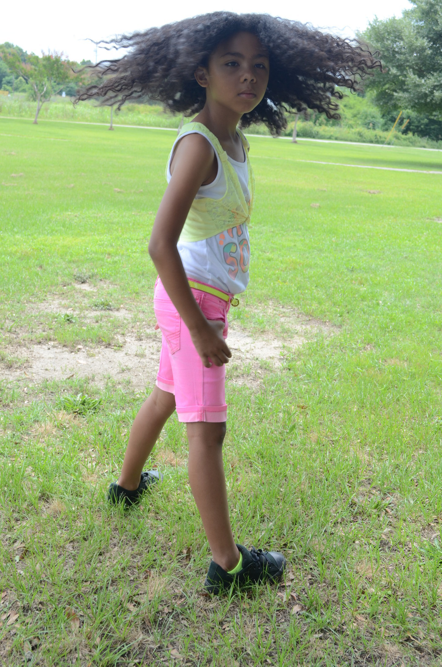 ASHAH HALL- Prima ballerina child star and model.