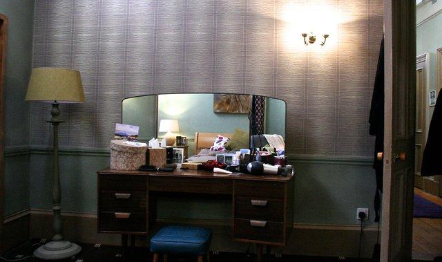 Joan's bedroom