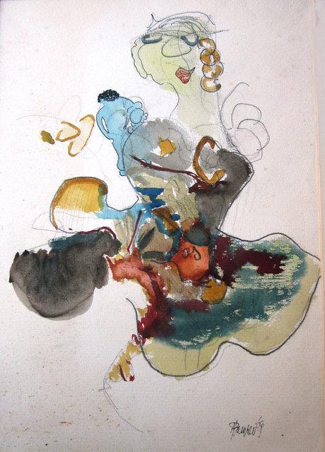 Ze is She, 1969