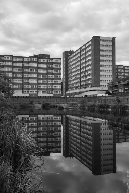 Woolwich Dockyard Estate (1974-80)